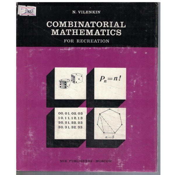 Combinatorial mathematics for recreation